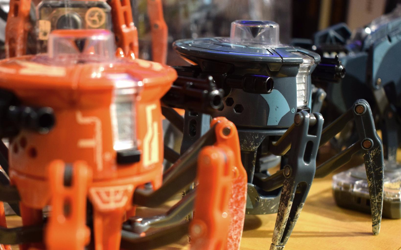 HEXBUG BATTLE SPIDER – BESTREITE DAS DUELL DER ROBOTER SPINNEN
